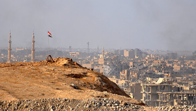 Новости Сирии. Сегодня 9 декабря 2017