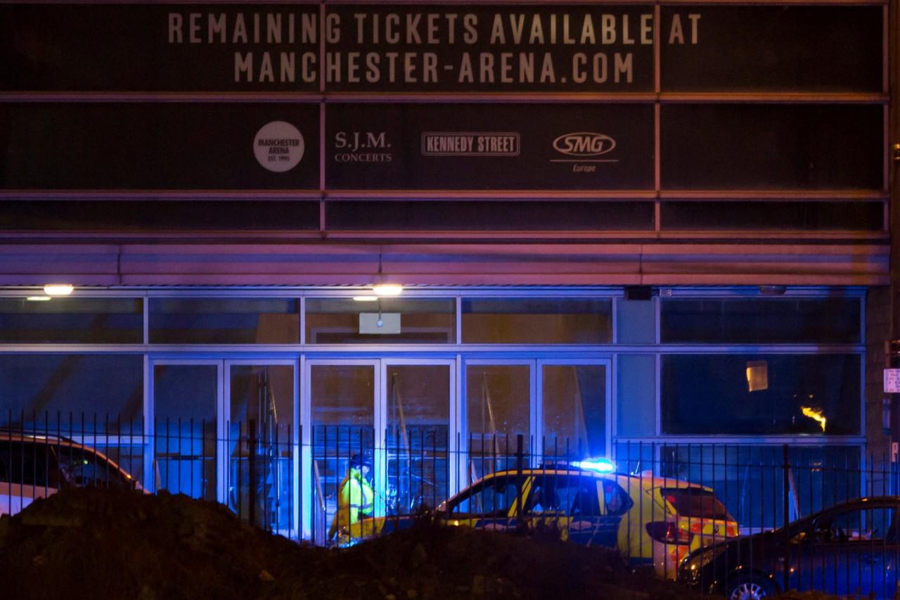 ИГИЛ взяло на себя ответственность за теракт в Манчестере