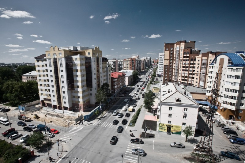 В Тюмени лучшие дороги в России