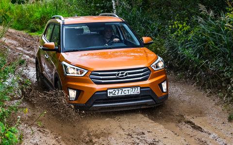 Hyundai Creta из парка ЗР: жизнь после тридцати