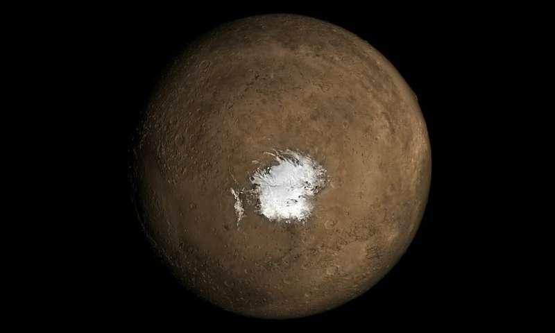 Ученые: в недрах Марса скрывается жизнь