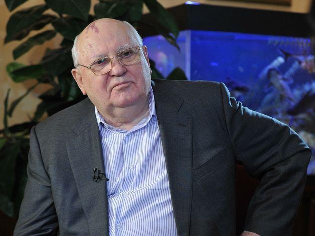 Михаил Горбачев: НАТО готовится к горячей войне с Россией