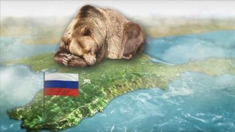Украинские политики впервые посетили русский Крым