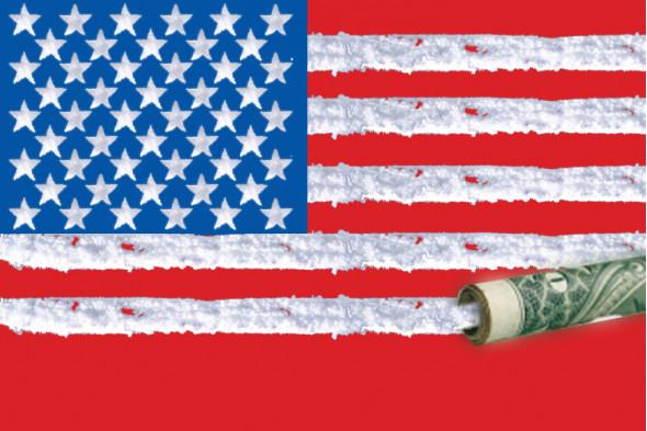 «Прополка Америки»: в 2016 году смертность от передозировки наркотиков выросла в США на 22%, став главной причиной смерти до 50 лет