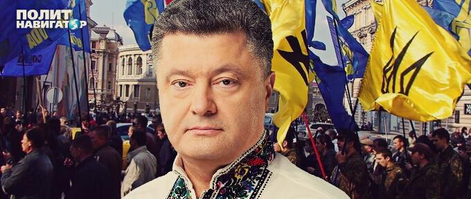 Правые радикалы в годовщину Майдана собираются испытать на прочность Порошенко