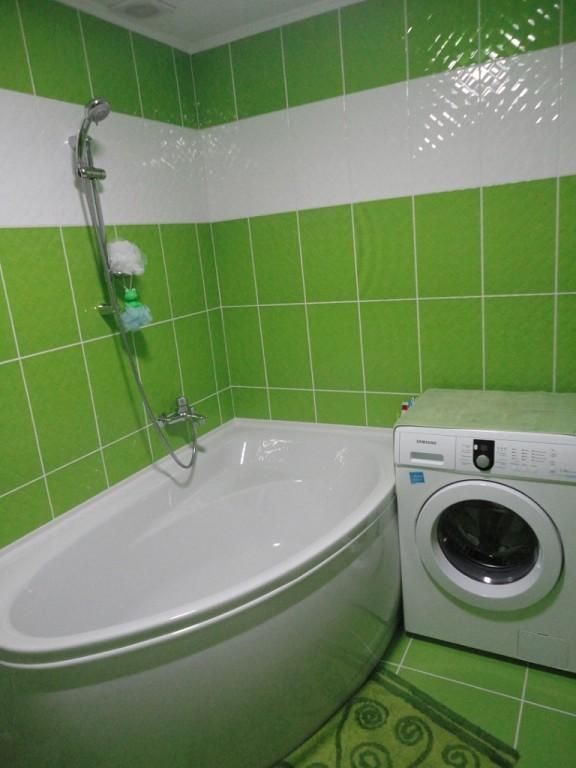 Дизайн ванной в хрущевке со стиральной машиной