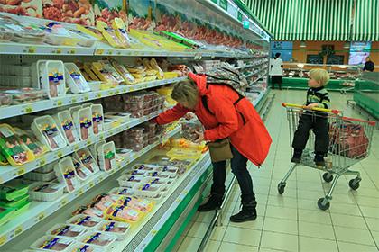 Российская продовольственная инфляция в 3,5 раза обогнала европейскую