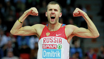 Прыгун в высоту Дмитрик надеется, что серебро ЧР гарантирует выступление на ЧЕ