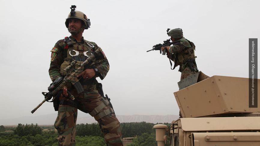 Афганистан обратился к РФ с просьбой о поддержке в снабжении и обучении войск