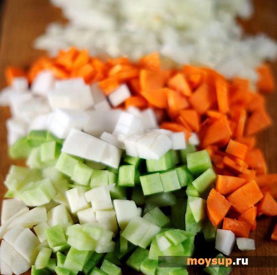 Избавляемся от лишних килограммов — боннский суп для похудения