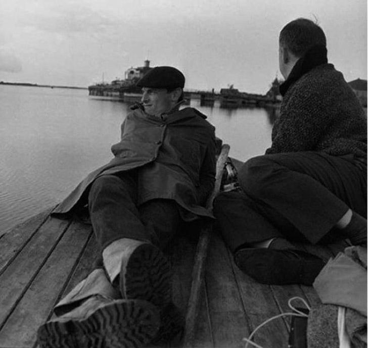 rarecelebs05 22 фотографии знаменитых россиян, какими вы их точно не видели