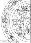 Шаблоны для резьбы и росписи. ч. 3
