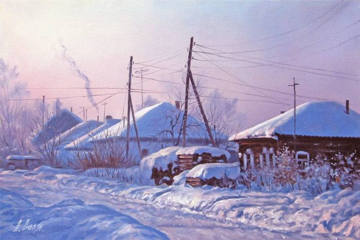 художник Александр Воля картины - 02