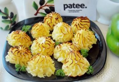 Гарнир из картофеля Праздничный