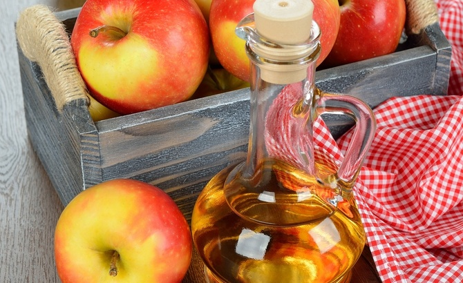 Волшебный яблочный уксус