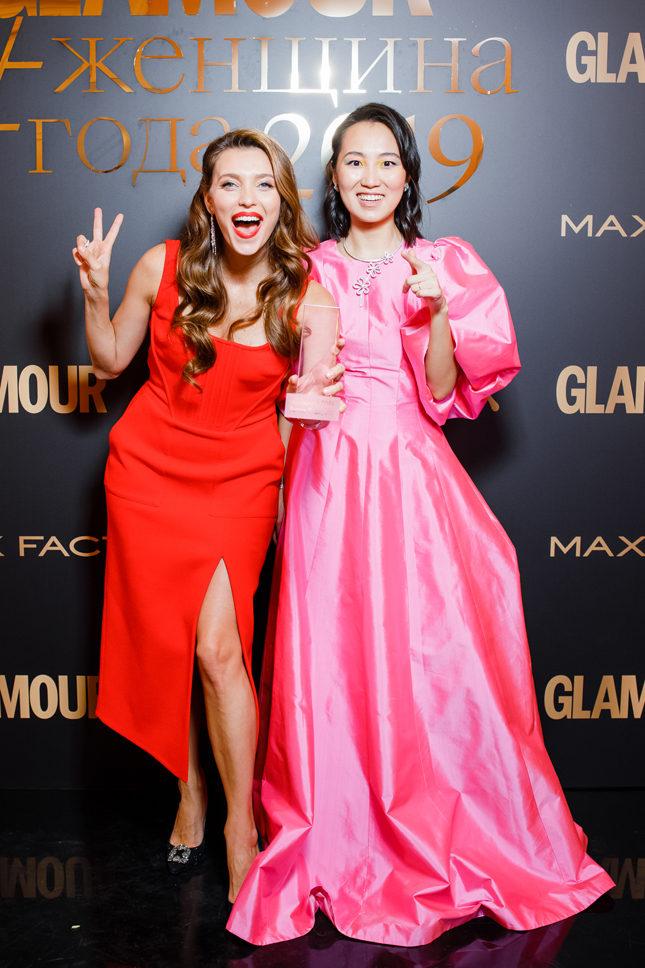 10 самых модных девушек церемонии «Женщина года» Glamour 2019