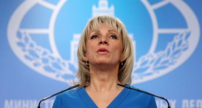 Захарова обвинила Великобрит…