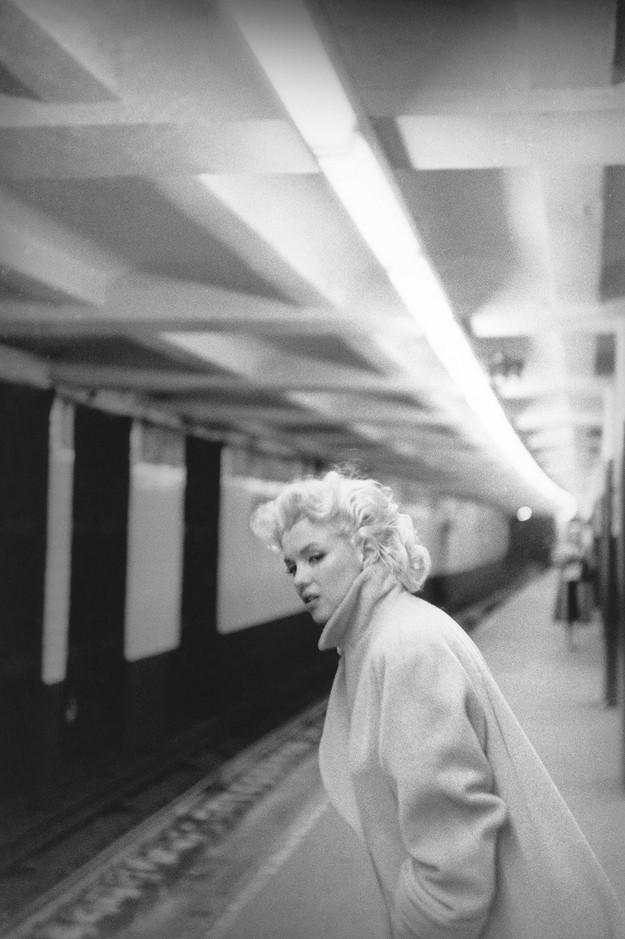 marilyn19 Редкие фото Мэрилин Монро в Нью Йорке