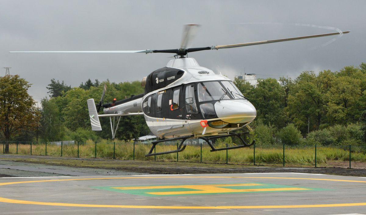 Иран заинтересован в организации сборочного производства вертолетов «Ансат»