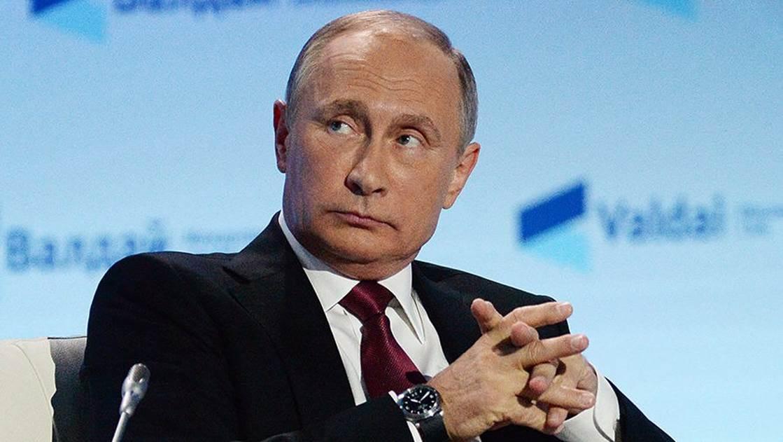 Владимир Путин: акции протеста привели к госперевороту на Украине и «арабской весне» Короткая ссылка 17:19