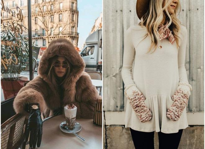 Как выбрать перчатки на зиму: лучшие модные подсказки