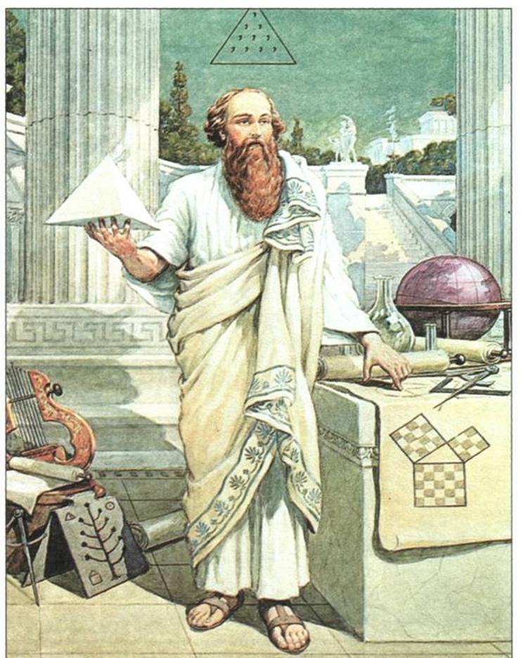 Мистики: Пифагор и его теория реинкарнации