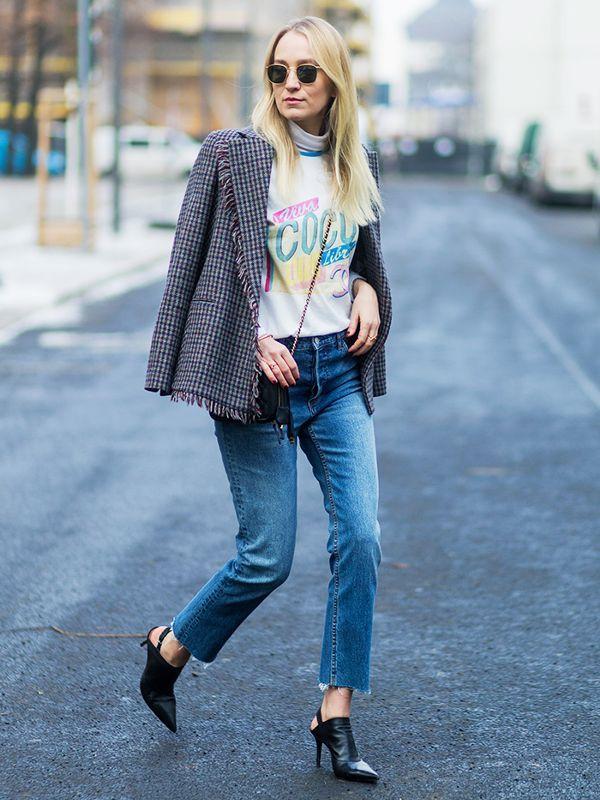 Стиль Шанель в уличной моде …