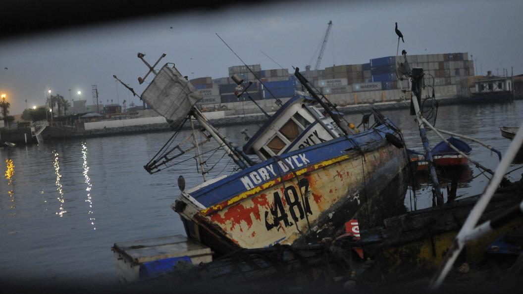"""""""Палестинский Нострадамус"""" предрек США страшную гибель от цунами"""