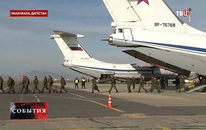 Российский самолет А-50 вернулся в Иваново из Сирии