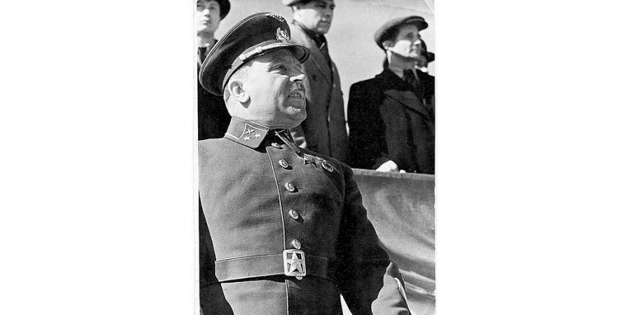 Генерал-майор Алексей Ионов.…