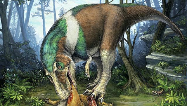 Палеонтологи доказали, что тираннозавры бегали медленнее человека