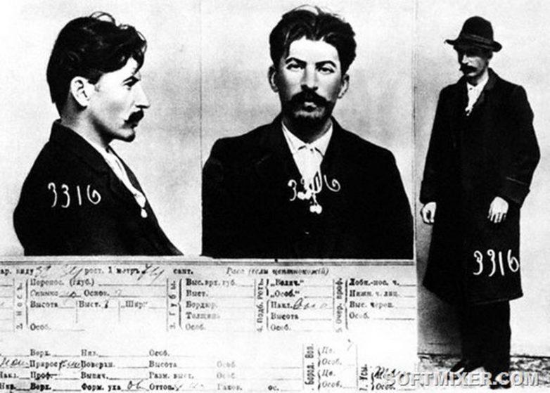 Миф об участии Сталина в ограблениях банков