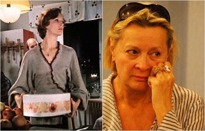 Актеры комедии «Служебный роман» тогда и сейчас