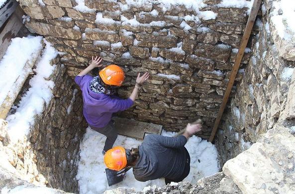 Швейцарские исследователи строят древнеримский холодильник