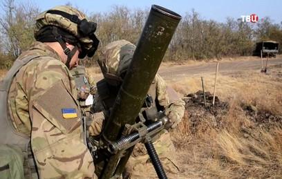 Украинские военные обстреляли ДНР порядка 200 раз за сутки