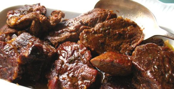 Готовим идеальную говядину! Такой ароматной и сочной я давно не ела