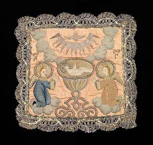 Образцы русского прикладного искусства в американском музее.