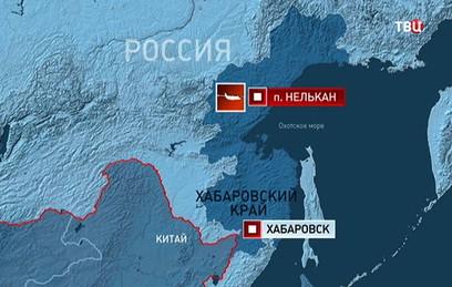 Самолет в Хабаровском крае разбился при втором заходе на посадку
