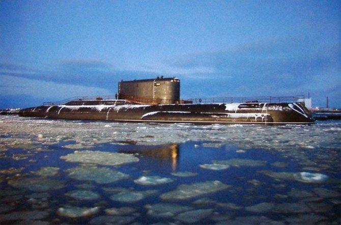 """Американские СМИ всполошились: Россия испытала сокрушительную гигантскую ядерную торпеду. Таинственная субмарина """"Саров"""""""