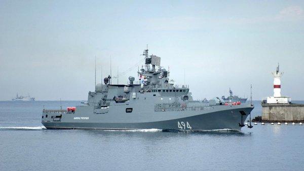 Российских «Адмиралов» вооружат «сотовыми ракетами»