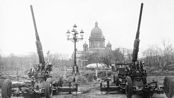 Как Ленинград смог выстоять …