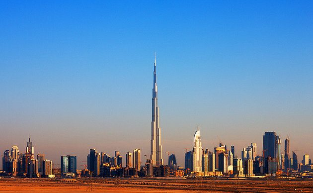 5 чудес Дубая