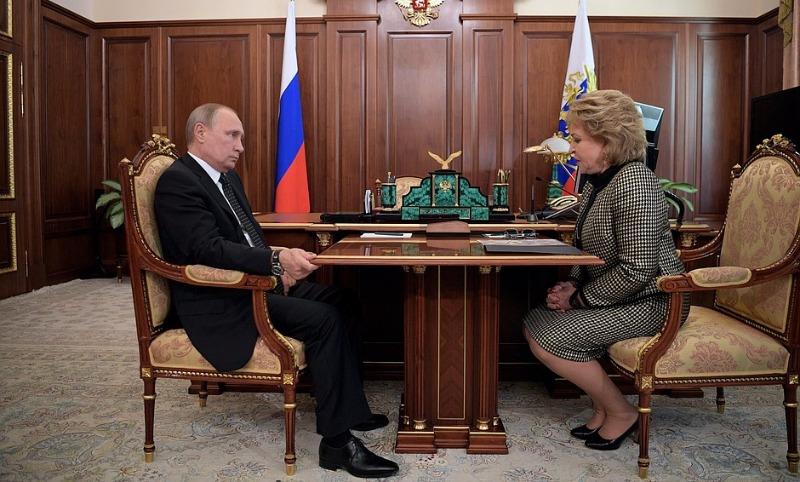 Минздрав всё купит: Матвиенко заверила Путина в отсутствии дефицита лекарств