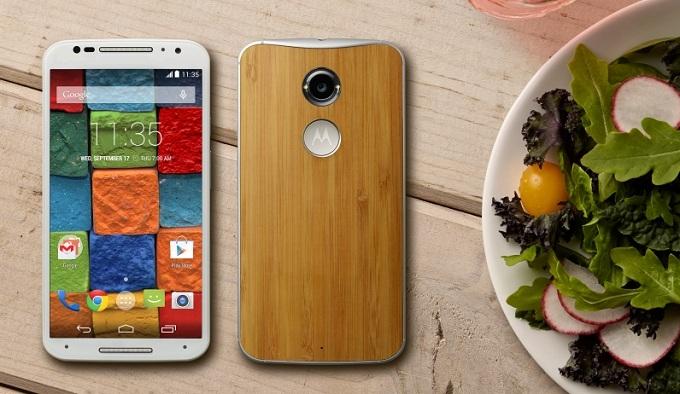 """IFA 2014: смартфон Moto X получил 5.2"""" Full HD дисплей и Snapdragon 801"""
