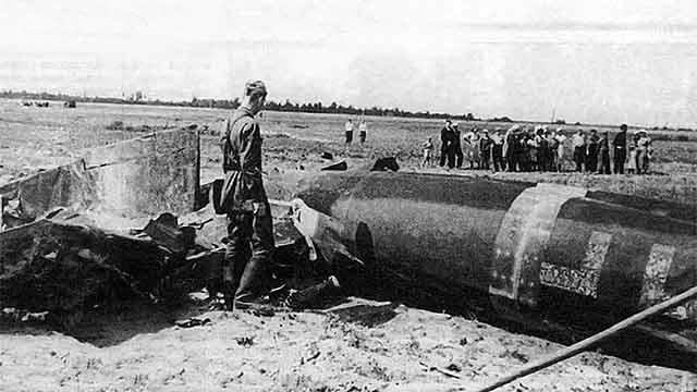 7 августа 1941 г. 76 лет назад летчик Виктор Талалихин впервые в Великой Отечественной войне совершил ночной воздушный таран.