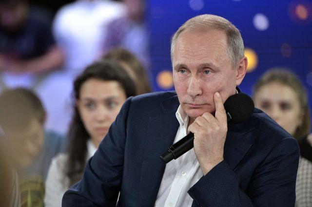 Путин назвал распад СССР наиболее повлиявшим на свою жизнь событием