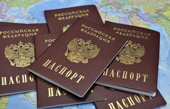 В Госдуме призвали начать выдачу российских паспортов в ЛДНР
