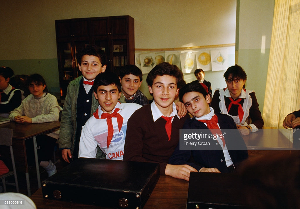 Вся правда про советские школы.
