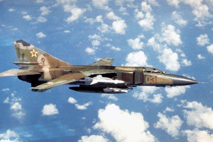 Таки, советский самолёт