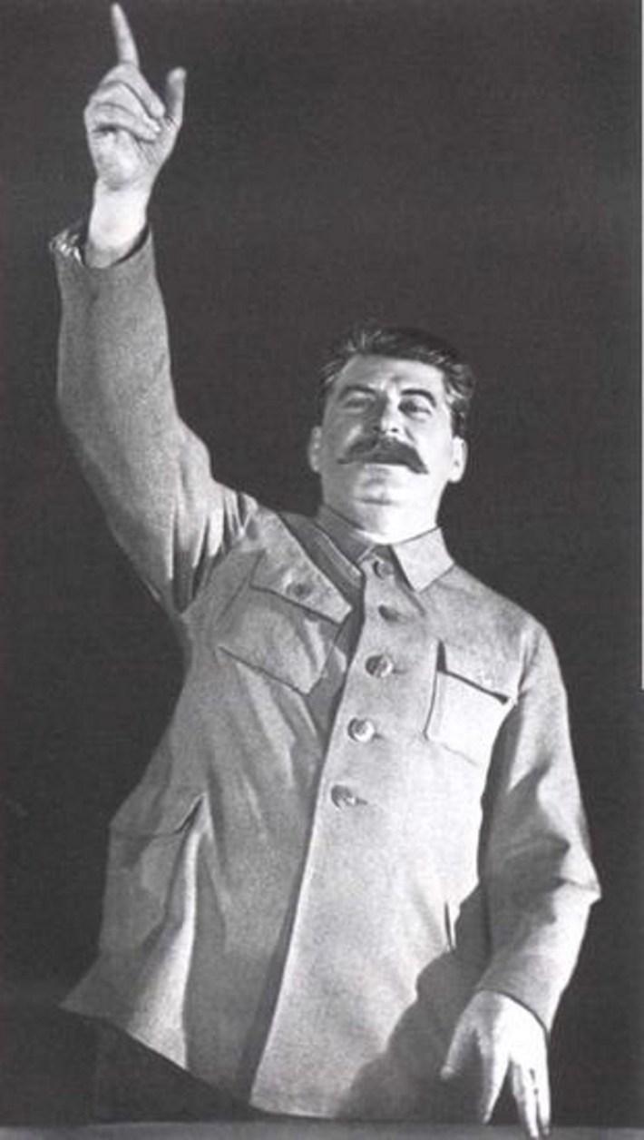 Несколько шуток Сталина вошедших в историю